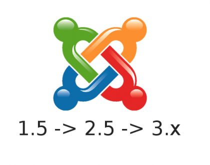 Joomla upgrade from 1.5 to 2.5 or 3.x version - It is important