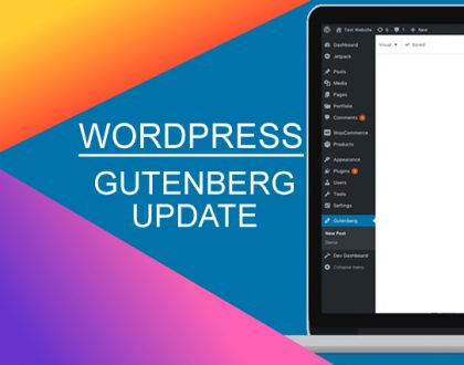 Prepare your WordPress website for Gutenberg editor update