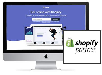 Irish Web Experts Shopify Partner
